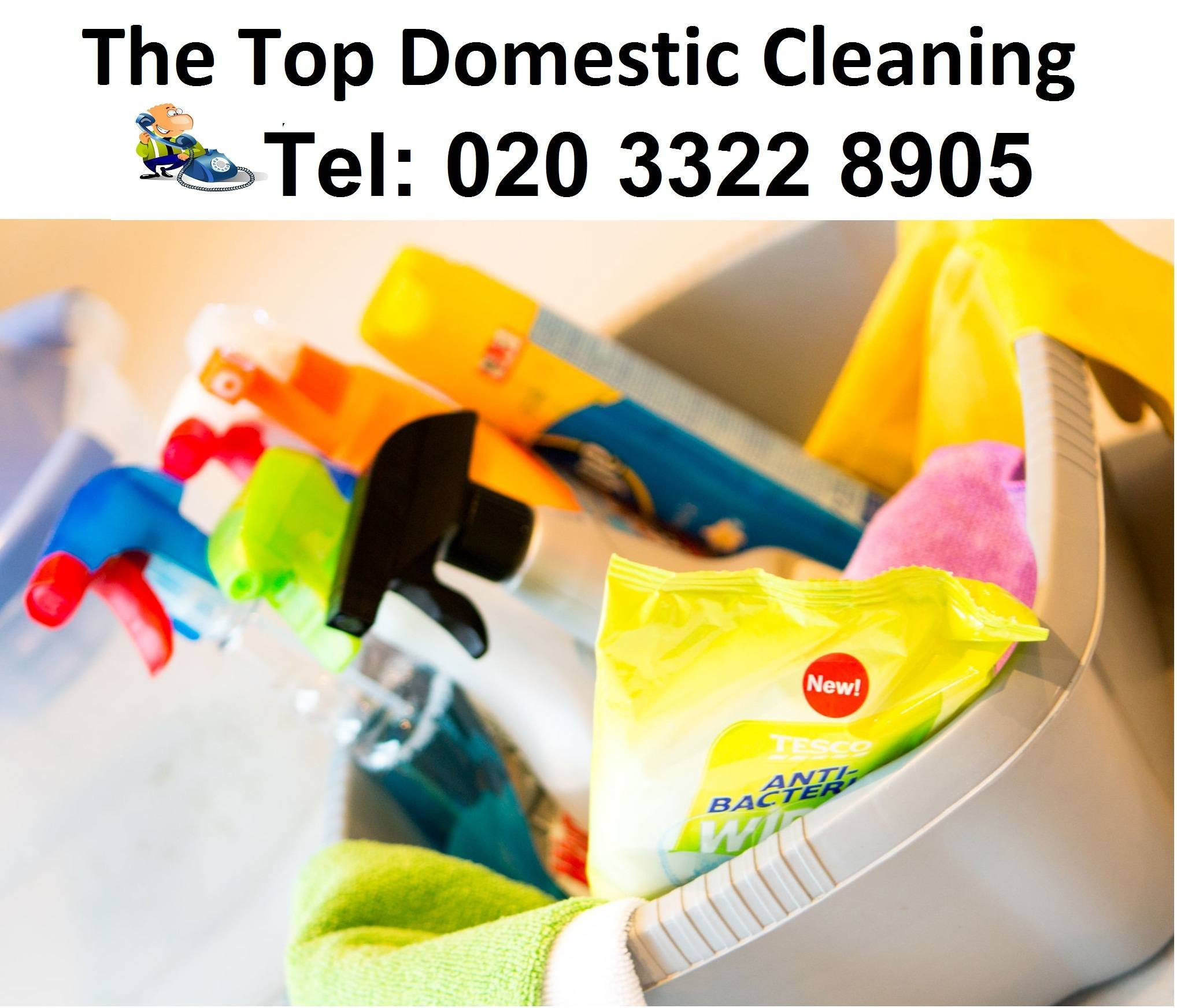 House Cleaning Services London