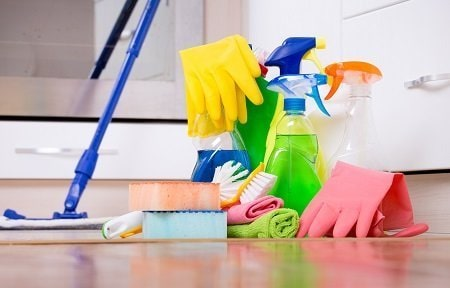 Domestic Cleaning in London